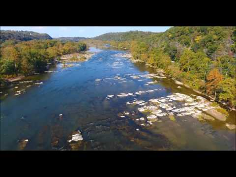 Drone Footage: Harpers Ferry, WV