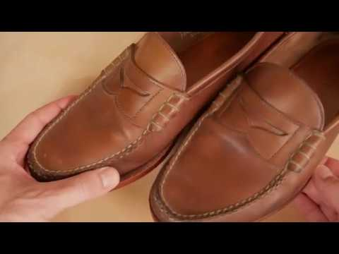 1468ef6db7 Rancourt Beefroll Penny Loafer Shoe 1 year review