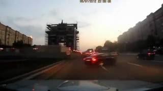 Понты за рулем !!! Funny videos !!! (часть 2)(Гонки на дорогах закончились трагедией для владельцев авто ! Нелепые аварии которые можно было избежать..., 2016-06-25T19:06:53.000Z)