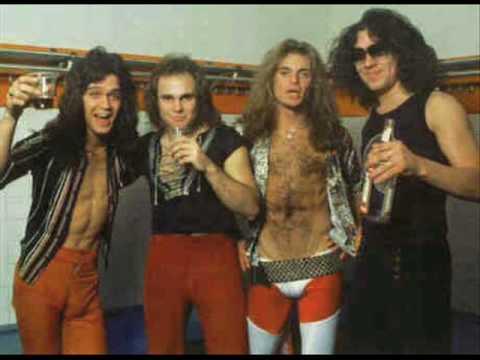 Van Halen House Of Pain 1978 Demo