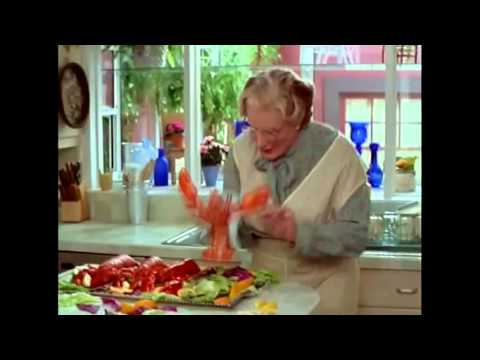 Mrs Doubtfire Scene Youtube