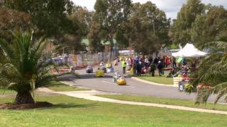 Pedal Prix 2010 - University of South Australia
