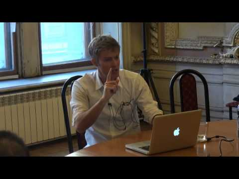 From design to fraud. Information as a socio technical problem | Vincent lepinay | ЕУСПб | Лекториум