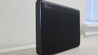 A Tablet That Turns into a Boombox? LG GPad X2 8.0 PLUS Review