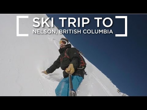 Exploring Whitewater Resort & Nelson, British Columbia VLOG #2