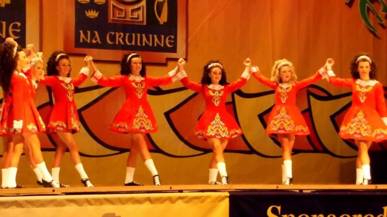 My daughter found her sport in Irish dance