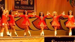 IRISH DANCE WORLD CHAMPIONSHIP, BOSTON 2013