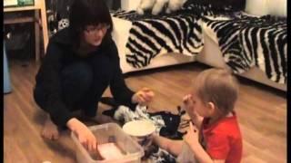 Английский для детей 2-3 лет.Сценарий урока