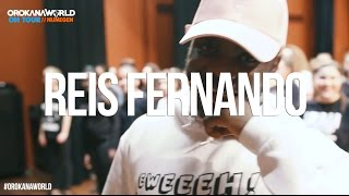 REIS FERNANDO (AFRO DANCE)  // OrokanaWorld #ONTOUR NIJMEGEN
