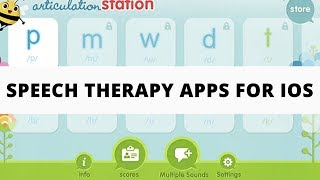 Best Speech Therapy Apps for iOS