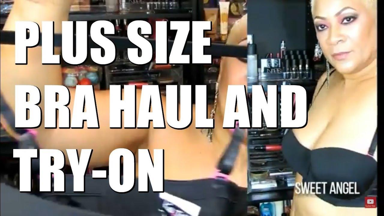 d0bbce32494 Plus Size Bra Haul - YouTube