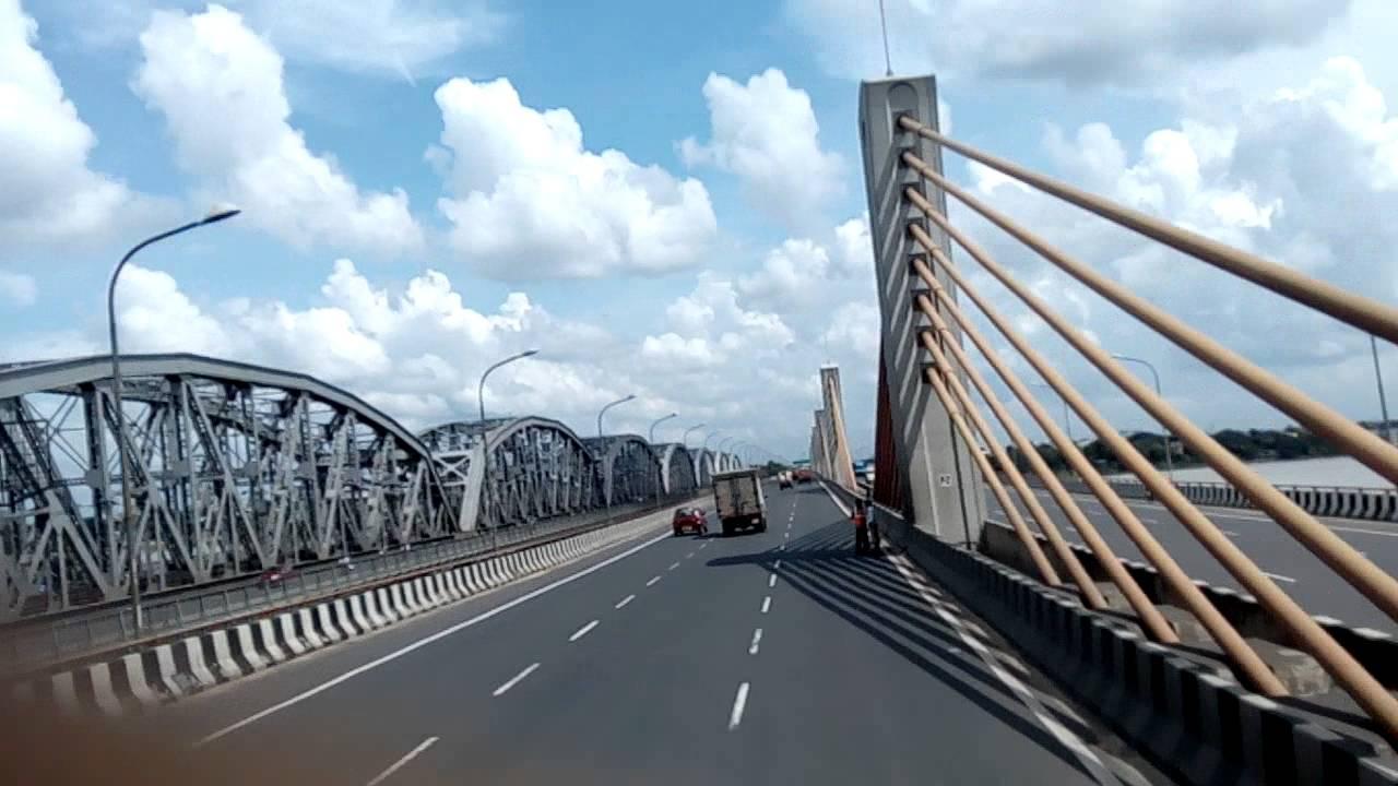 Image result for kolkata new  bridge