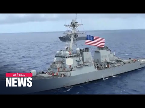 Tensions escalate over Taiwan Strait amid back to back military activity by US and China