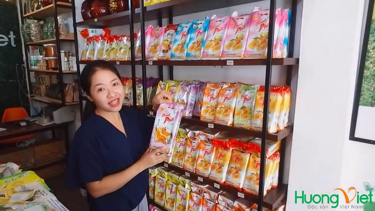 Giới thiệu Bánh Pía Sóc Trăng – Đặc sản miền tây nổi tiếng – Thương hiệu bánh píaTân Huê Viên
