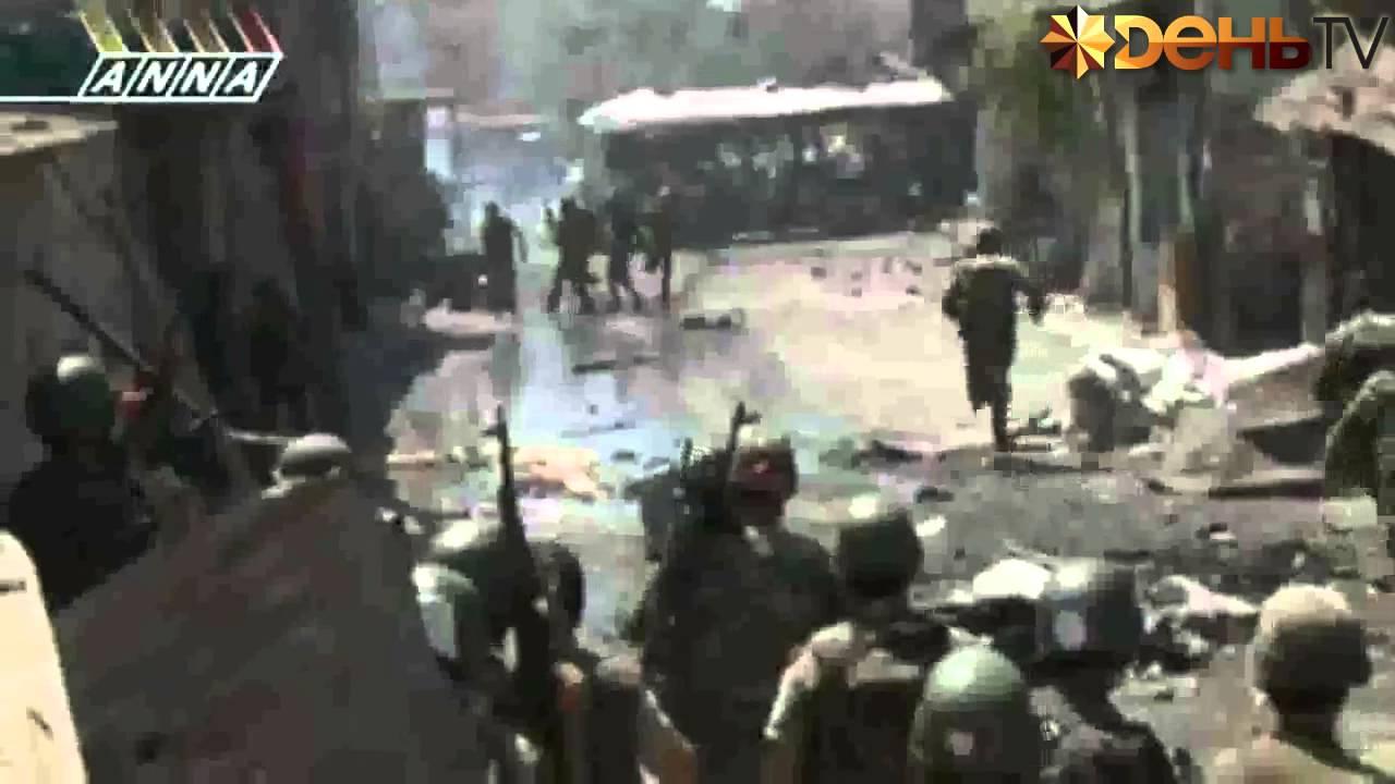Гражданская война в Сирии: реальность и перспективы