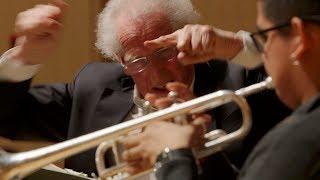 Interpretation Class: Mahler - Trumpet Solo from Symphony No. 5