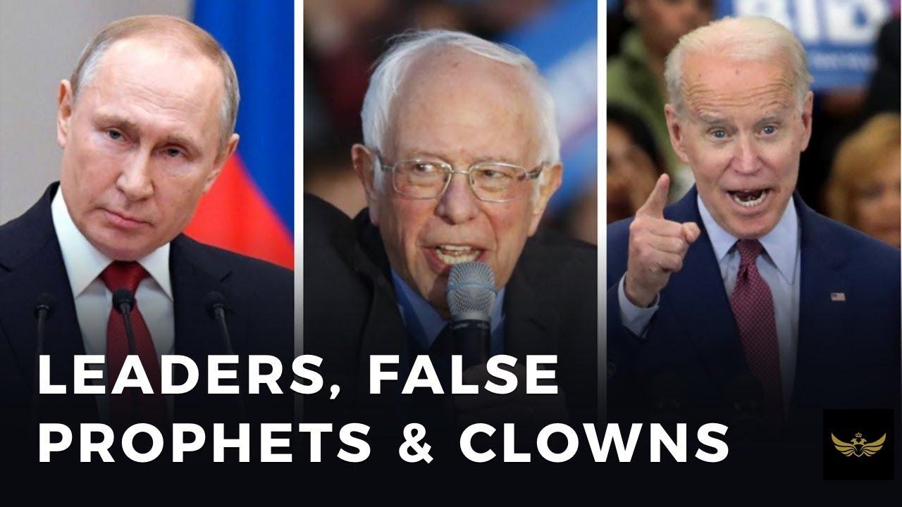 The Duran Live: E54. Leaders, False Prophets & Clowns