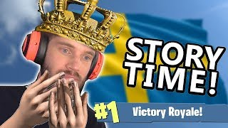 ✋HOW I BECAME KING OF SWEDEN [[[TRUE]]] STORY✋