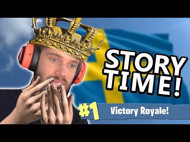 ✋HOW I BECAME KING OF SWEDEN [[[TRUE]]] STORY✋