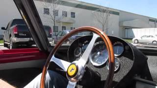 Ferrari 250 GTO Ride: Metal Shaping Project