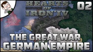PREPARING FOR WAR! The Great War Mod Gameplay (Hearts of Iron 4) Part 2