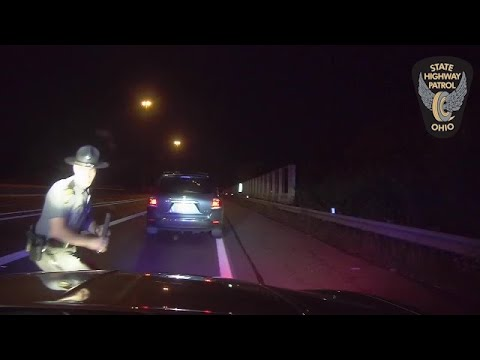 DASH CAM: Suspects Crash, Flee On Foot After Chase With State Troopers Ends