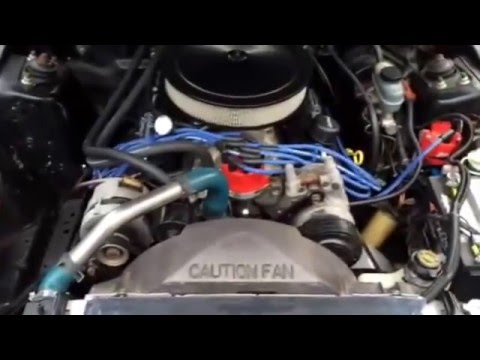 1993 ford mustang 5 0 efi to carburetor swap done part 2 carter rh youtube com 1978 Corvette Wiring Harness 1969 Mustang Wiring Harness