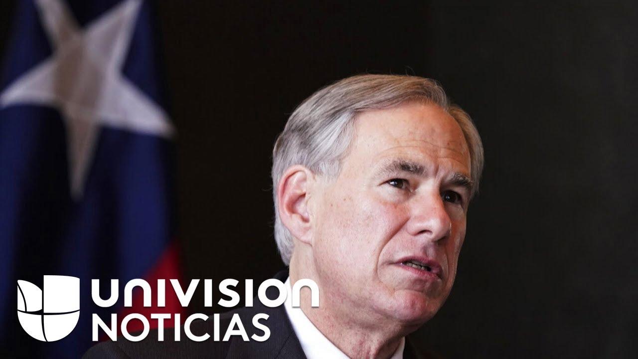 Gobernador de Texas Greg Abbott da positivo por covid-19