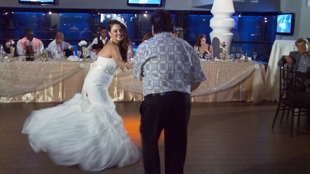 Amazing Father Daughter Dance