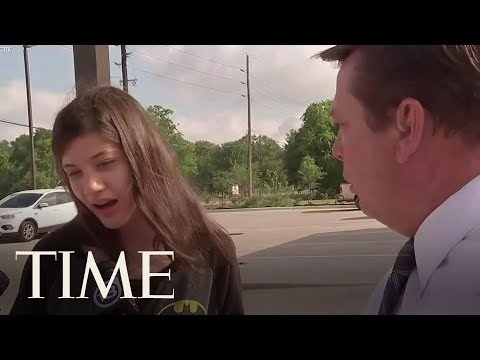 Students React To Shooting At Santa Fe High School In Texas | TIME