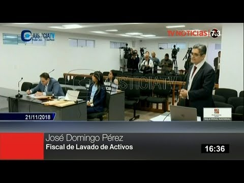 Mark Vito ocultó compra de terreno, sostiene Domingo Pérez