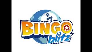 Bingo Blitz - Around the world with Blitzy