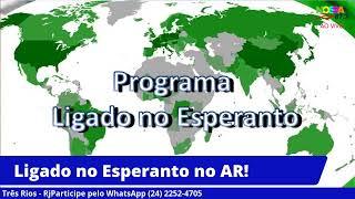 LIGADO NO ESPERANTO! 27/12/2020