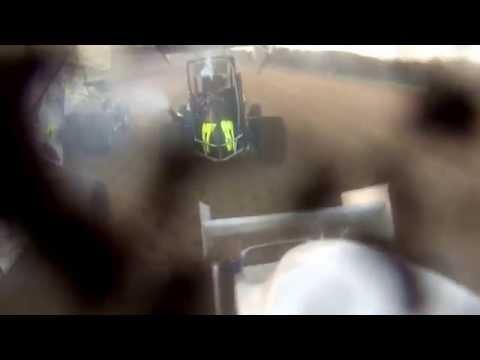 Sportsman's Speedway 5/11/14 270cc Micro