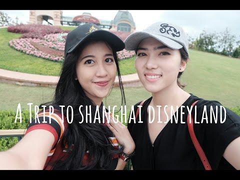 Cover Lagu A Trip To Shanghai Disneyland!