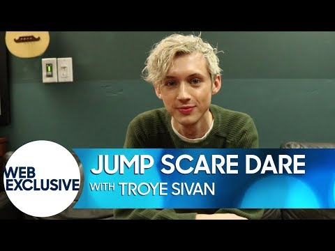 Jump Scare Dare: Troye Sivan is Put to the Terrifying Test