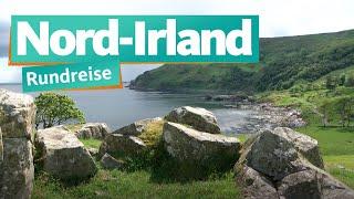 Ireland - Round trip through the North