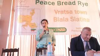 Пресконференция-Бяла Слатина Десислава Танева