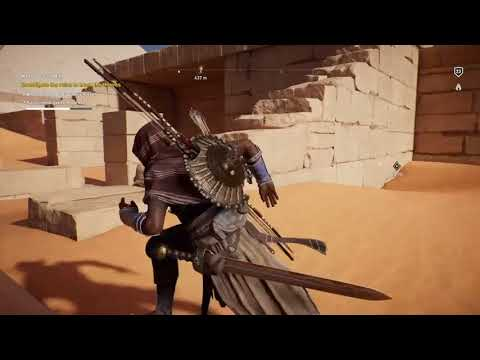 AC:Origins-Part 8 On top of the world