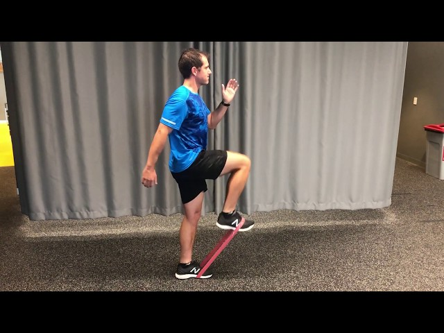 Mini Band Circuit - Gluteal workout