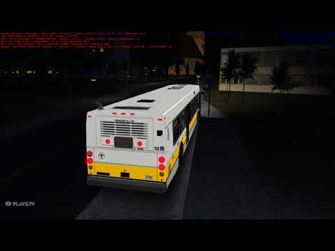 Omsi 2: Daytonford County with New Flyer D40LF