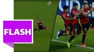 Triple-Fallrückzieher! | Wahnsinns-Tor in der Copa Südamerika