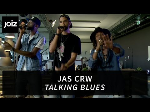 JAS CRW - Talking Blues (live at joiz)