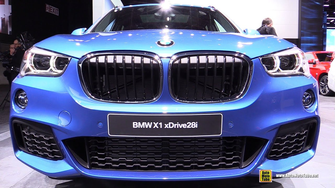 2016 Bmw X1 Xdrive 28i M Sport Exterior And Interior