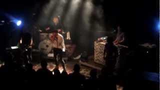 """Selig """"Sie scheint"""" live in München am 12.11.2012"""