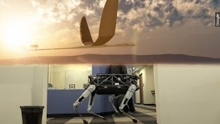 Google's Robots And Drones Are Under New Management - Newsy
