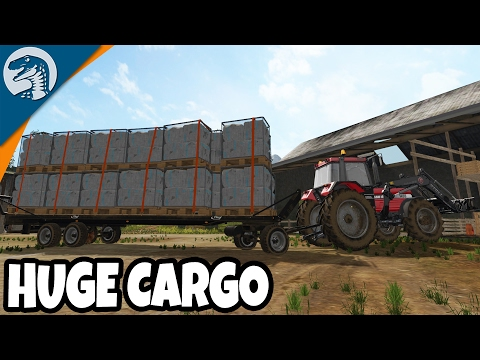 BIGGEST DELIVERY & MOST MONEY EVER | Rappack Farms #25 | Farming Simulator 17 Multiplayer Gameplay