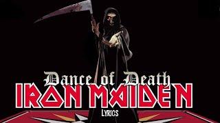 Dance Of Death - Iron Maiden (Lyrics)