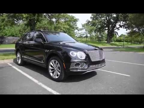 2017 Bentley Bentayga Review, SUV and Interior