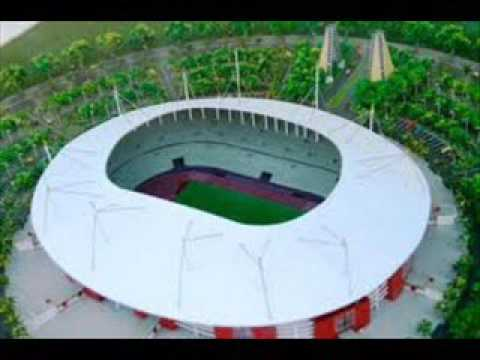 10 stadion terbaik indonesia //salam olahraga